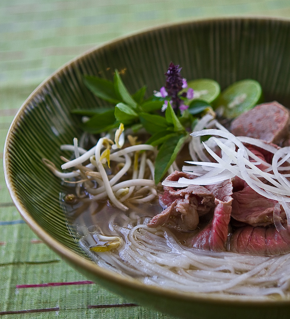 Crock Pot Pho (Vietnamese Beef Noodle Soup) - Steamy Kitchen Recipes
