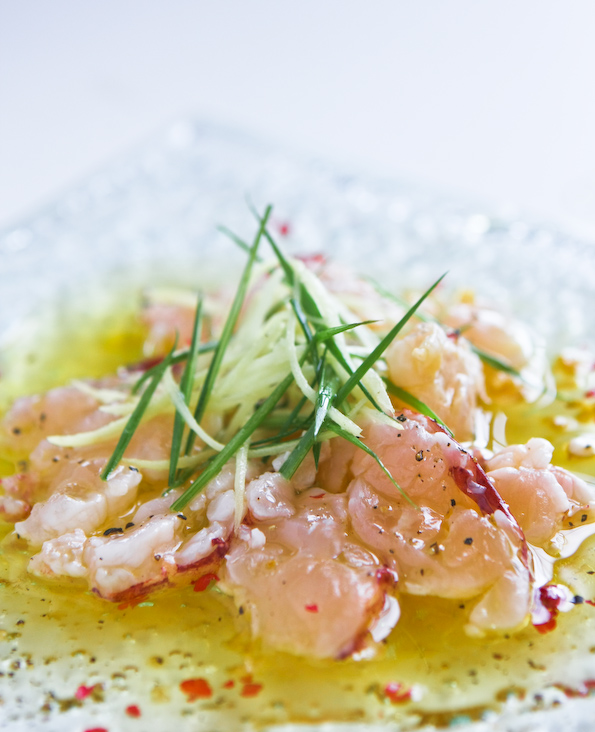 nobu s lobster carpaccio steamy kitchen recipes nobu s lobster