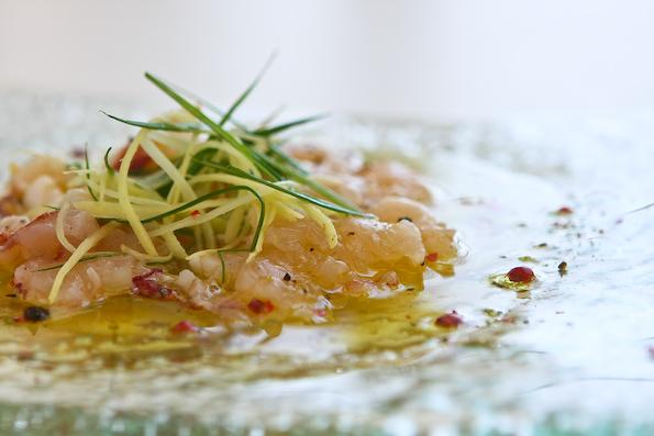 Nobu's Lobster Carpaccio - Steamy Kitchen Recipes