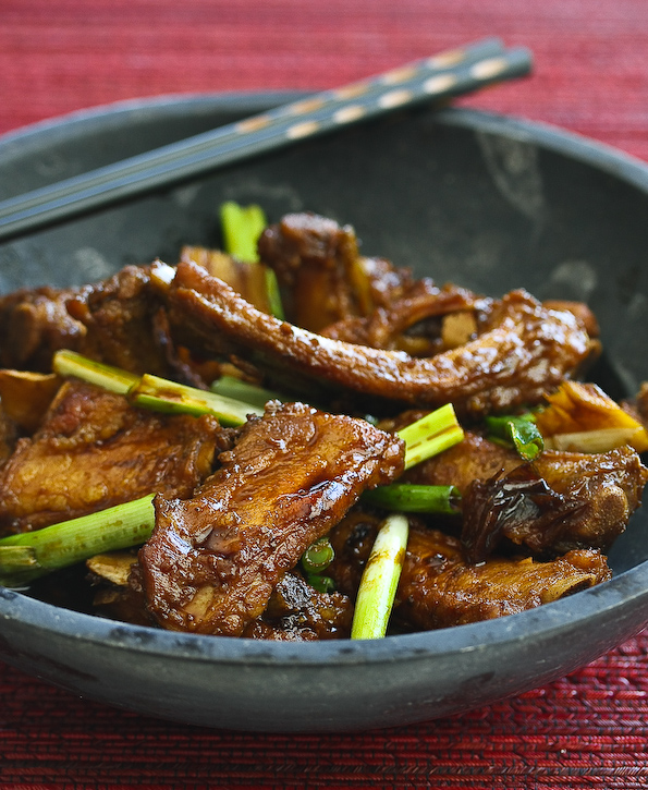 Chinese Sweet and Sour Spare Ribs