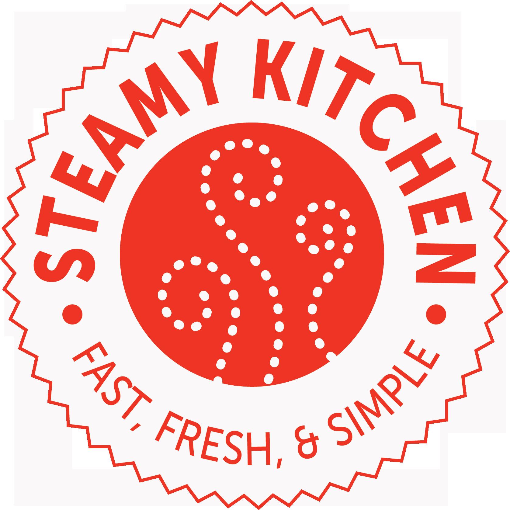 Steamy Kitchen logo
