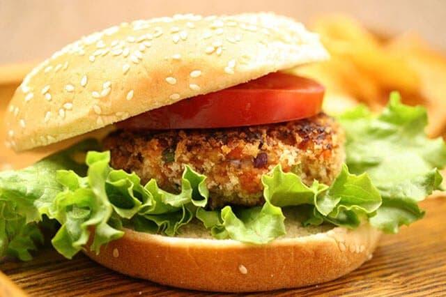 Asian Salmon Burgers - Steamy Kitchen Recipes