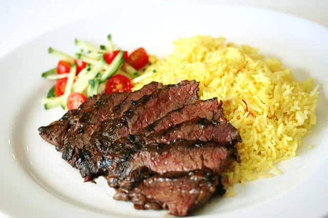 Grilled Skirt Steak - Steamy Kitchen Recipes