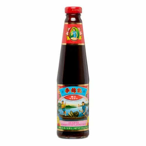 Favorite brand oyster sauce