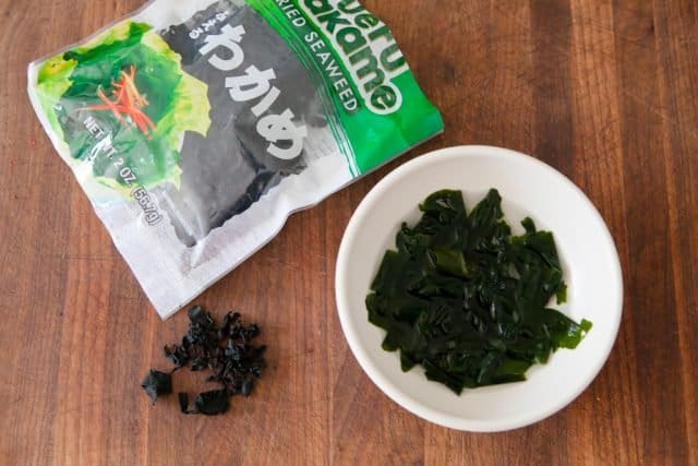 seaweed for miso soup recipes