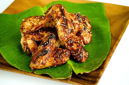 Chino-Latino Wings