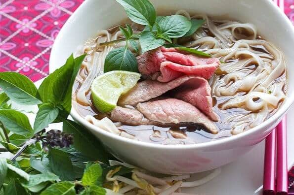 Into The Vietnamese Kitchen Recipes