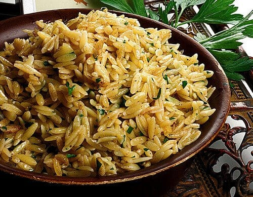 Orzo with Brown Butter and Cinnamon + Winners of tsp spice contest ...