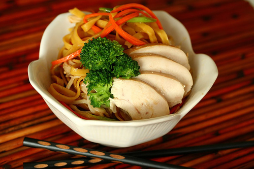 15-Minute Asian Noodles
