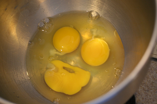 eggs smile
