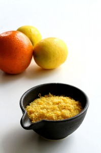 Citrus Flavored Sea Salt