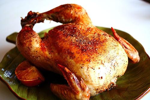 Szechuan Peppercorn Roasted Chicken - Steamy Kitchen Recipes