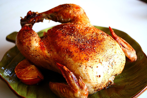 Szechuan Peppercorn Roasted Chicken