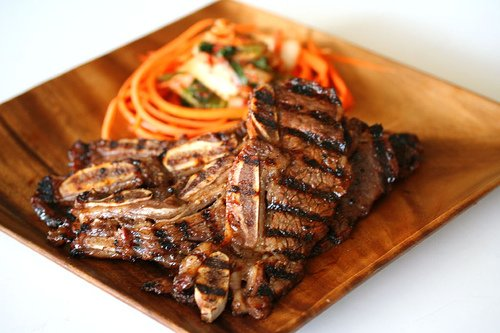 Korean Kalbi & Bulgogi Recipe