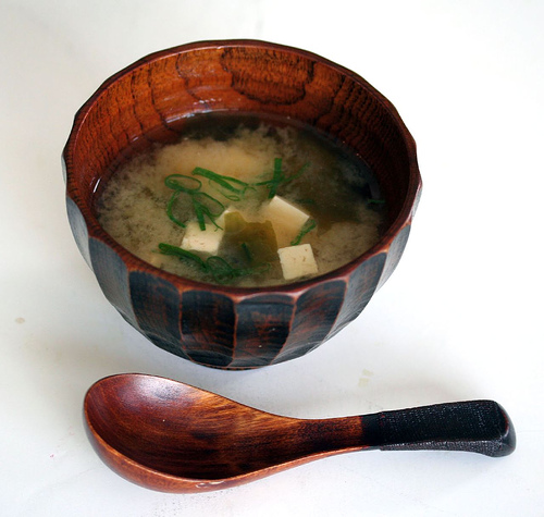 Miso Soup Recipe - 10 Minute Recipe | Steamy Kitchen
