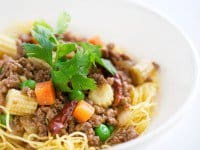 ground-beef-beijing-sauce-noodles-recipe