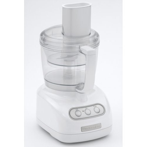 Kitchen Aid User Manual For  Cup Food Processor