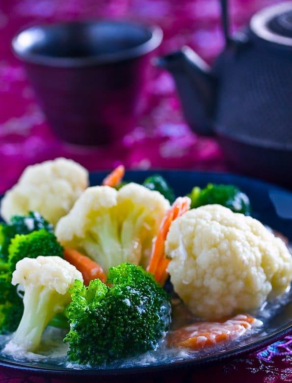 100 Blossoms Vegetable Stir Fry Recipe