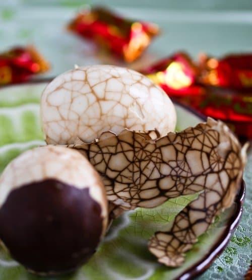 Chinese Marbled Tea Egg Recipe