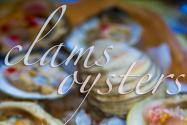 Raw Bar with Asian Mignonette (Oysters and Clams)