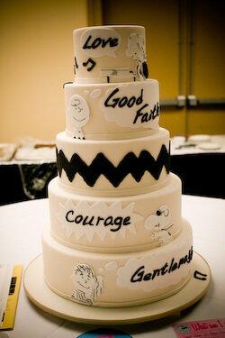 cake-024 Let's Eat Cake Wedding Cake Photos