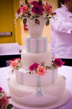 cake-042 Let's Eat Cake Wedding Cake Photos