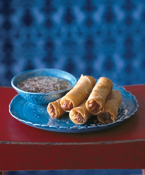 Vietnamese Spring Rolls Recipe Cha Gio Steamy Kitchen ...