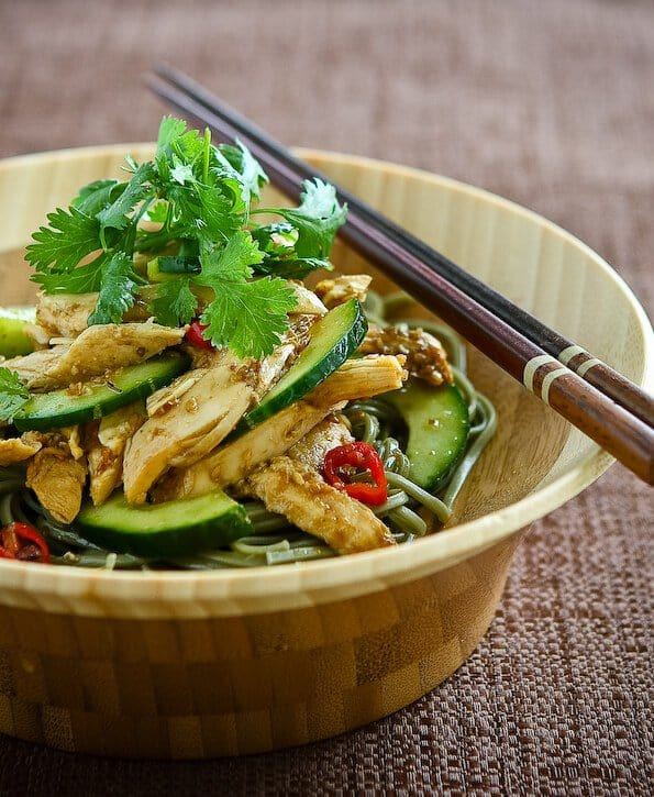 asian chicken salad with a crunch asian almond chicken salad sesame ...