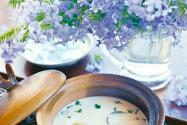 Thai Chicken Coconut Soup (Tom Ka Gai)