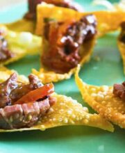 korean-bbq-beef-crispy-wonton-chip
