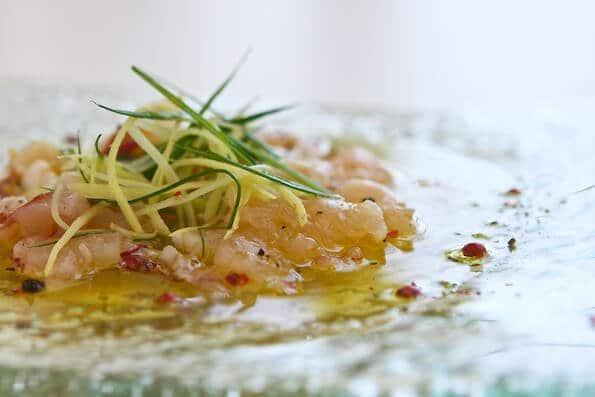 Nobu's Lobster Carpaccio - Steamy Kitchen Recipes