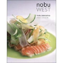 nobu-west cookbook