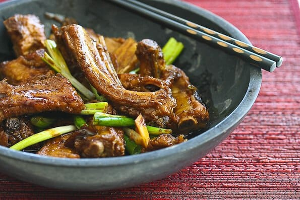 Chinese Sweet & Sour Spare Ribs Recipe