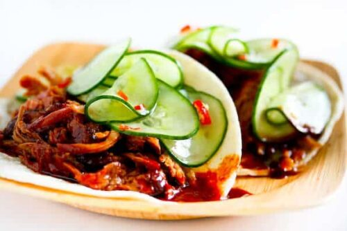Korean Style Tacos   Food Truck Recipes For Serious Foodies   food truck recipes book