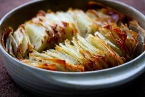 Potato Dominoes Recipe
