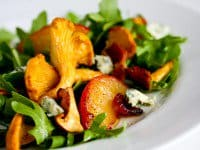 chanterelle-bacon-blue-cheese-plum-salad-88