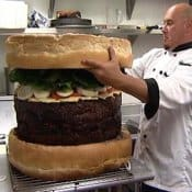 biggest burger