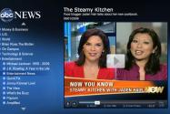 Steamy Kitchen on ABC News Now!