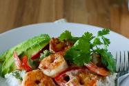 Kickin' Tequila Shrimp on Tasty Kitchen
