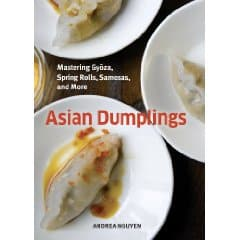 Chinese boiled pork dumplings recipe steamy kitchen theres a brand new book out written by my friend andrea nguyen and its called asian dumplings with full color photos step by step illustrations on how forumfinder Image collections