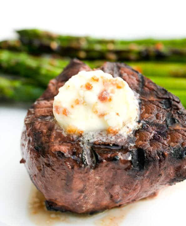 bacon and blue cheese butter recipe why use plain butter