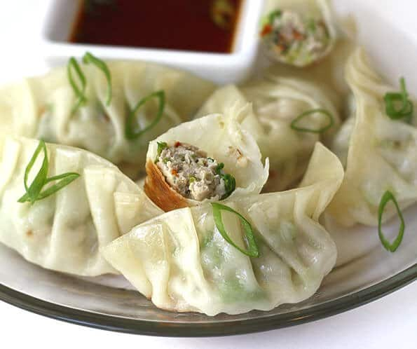 Gyoza Recipe - Japanese pan fried dumplings