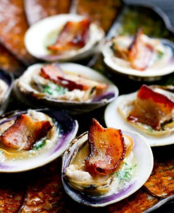Clams Casino Recipe Bacon