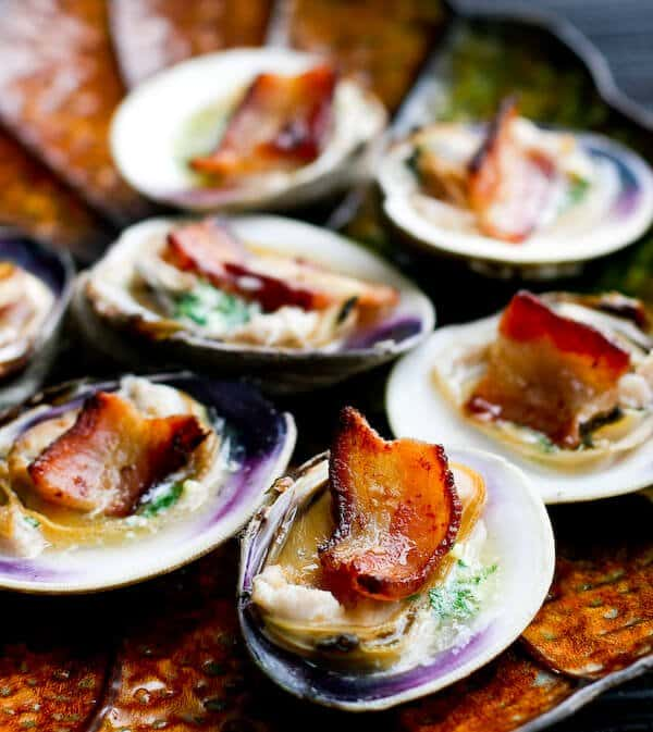 Clams Casino Recipe with Bacon