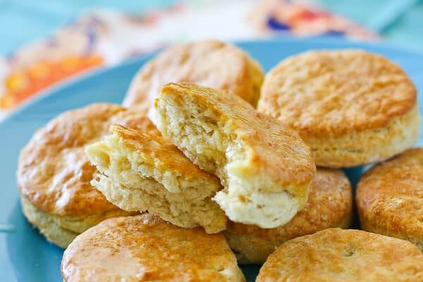 The Pioneer Woman's Buttermilk Biscuit Recipe final photo