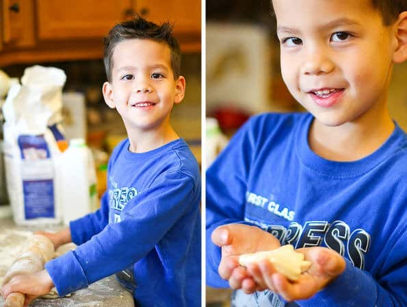 The Pioneer Woman's Buttermilk Biscuit Recipe