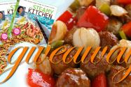 Giving Away 5 Steamy Kitchen Cookbooks!