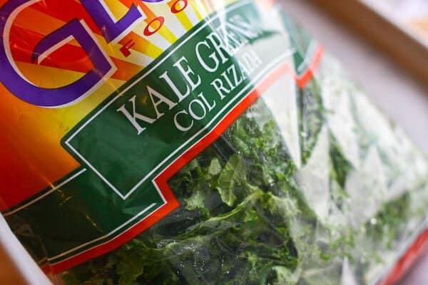 bag of Kale