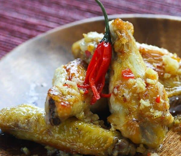 Chicken Wings, Momofuku Style
