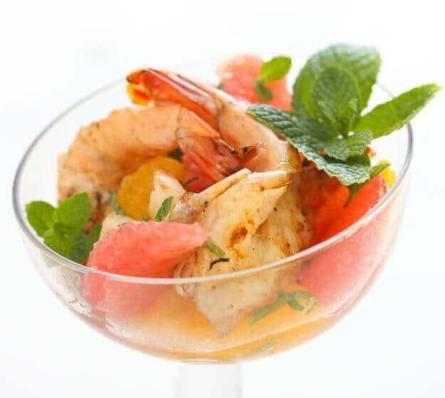Citrus Shrimp Cocktail